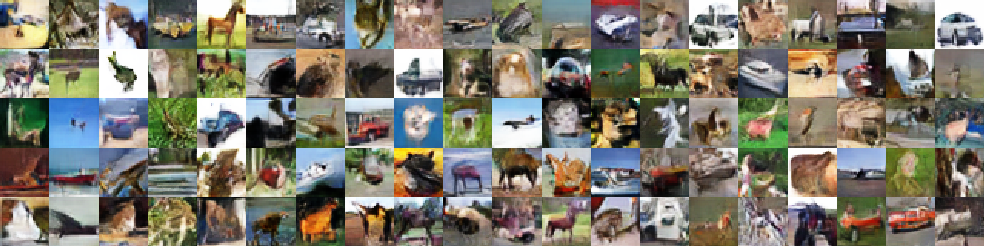 Figure 1 for Gradient Layer: Enhancing the Convergence of Adversarial Training for Generative Models