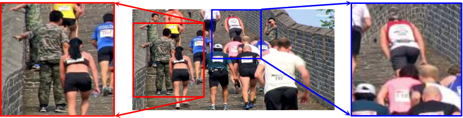 Figure 1 for Multi-Person Pose Estimation with Local Joint-to-Person Associations