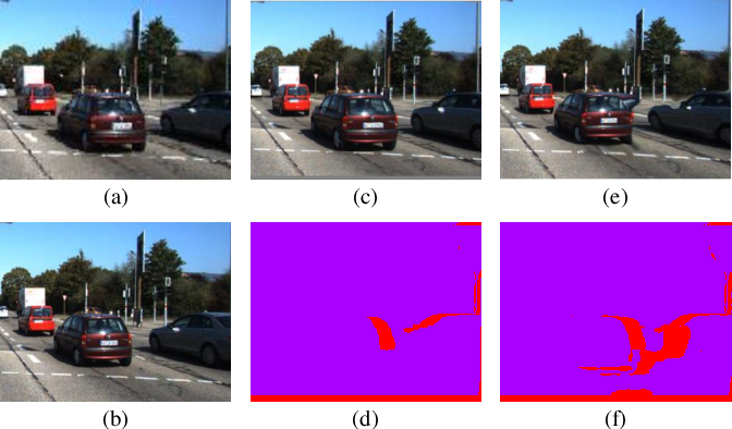 Figure 4 for Learning Residual Flow as Dynamic Motion from Stereo Videos