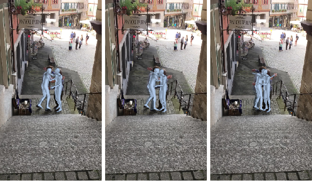 Figure 1 for Learning Nonparametric Human Mesh Reconstruction from a Single Image without Ground Truth Meshes