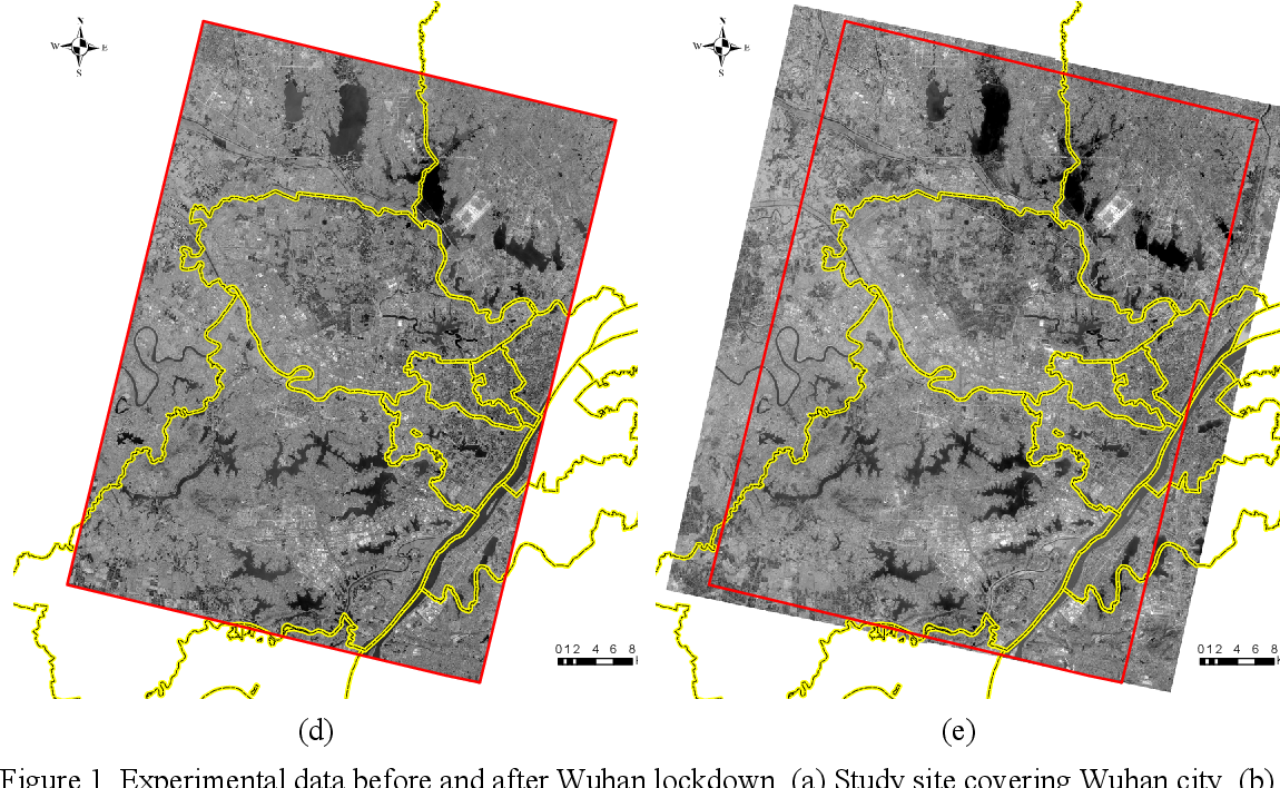 Figure 1 for A Measurement of Transportation Ban inside Wuhan on the COVID-19 Epidemic by Vehicle Detection in Remote Sensing Imagery