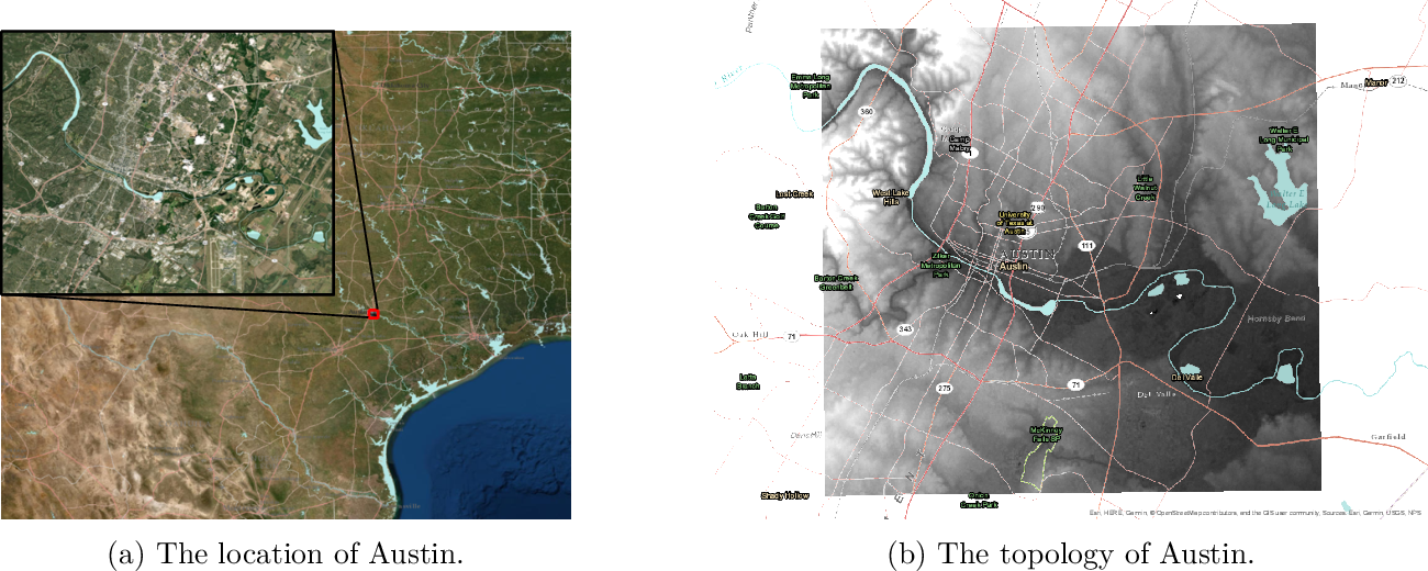 Figure 3 for Physics Informed Data Driven model for Flood Prediction: Application of Deep Learning in prediction of urban flood development