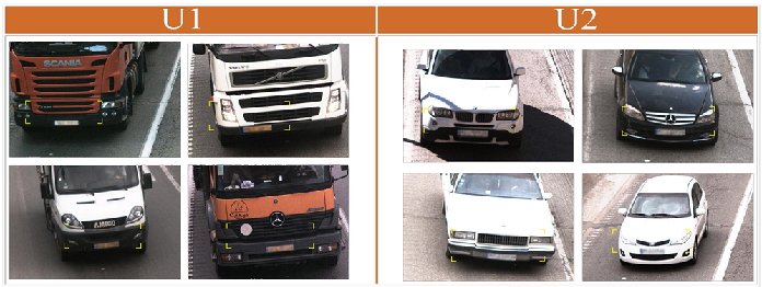 Figure 4 for Unsupervised Feature Learning Toward a Real-time Vehicle Make and Model Recognition