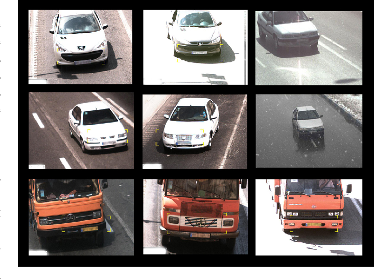 Figure 1 for Unsupervised Feature Learning Toward a Real-time Vehicle Make and Model Recognition