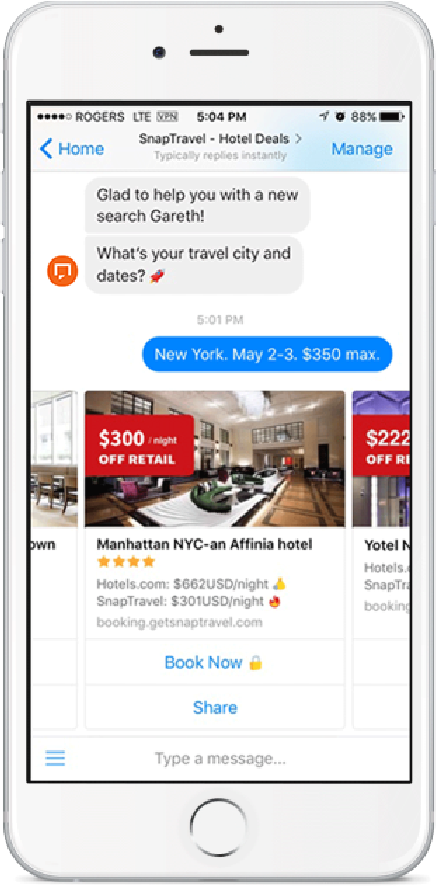 Figure 1 for Real-world Conversational AI for Hotel Bookings