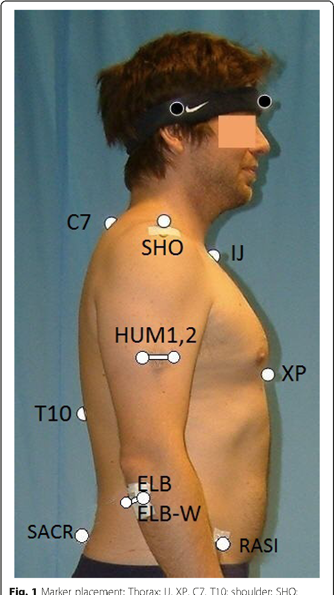 Definition of anatomical zero positions for assessing shoulder pose ...