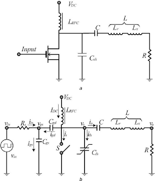 PDF] Analysis and design of class E power amplifier considering
