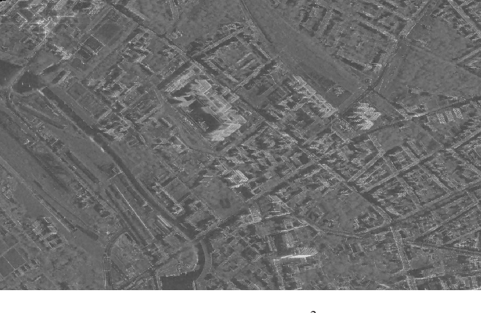 Figure 3 for Buildings Detection in VHR SAR Images Using Fully Convolution Neural Networks