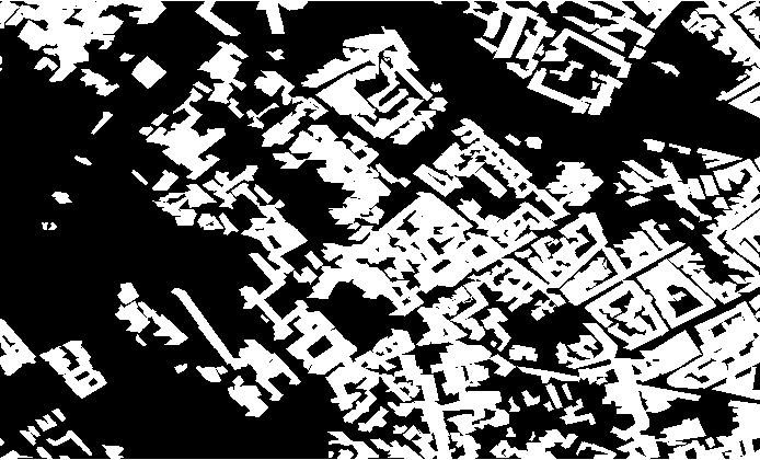 Figure 4 for Buildings Detection in VHR SAR Images Using Fully Convolution Neural Networks