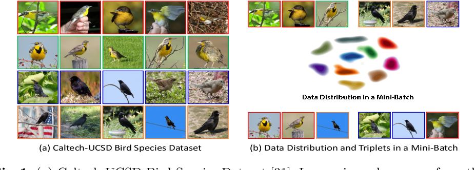 Figure 1 for Deep Metric Learning with Hierarchical Triplet Loss