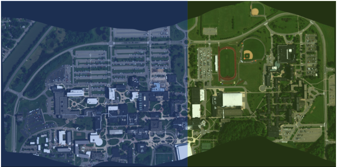 Figure 3 for Aerial Spectral Super-Resolution using Conditional Adversarial Networks
