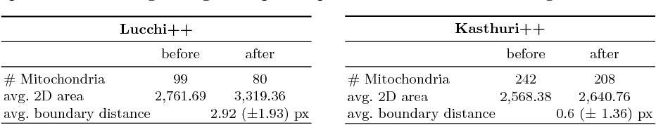 Figure 2 for Fast Mitochondria Segmentation for Connectomics