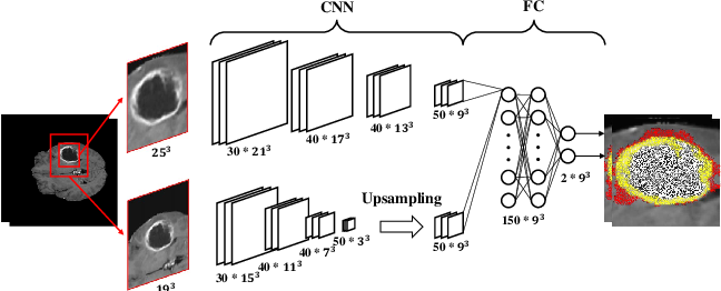 Figure 3 for Deep Learning in Computer-Aided Diagnosis and Treatment of Tumors: A Survey