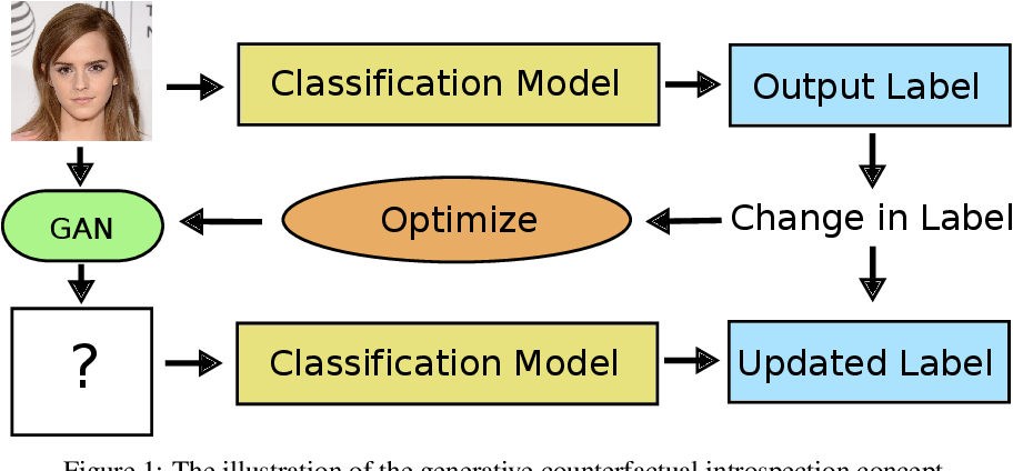 Figure 1 for Generative Counterfactual Introspection for Explainable Deep Learning