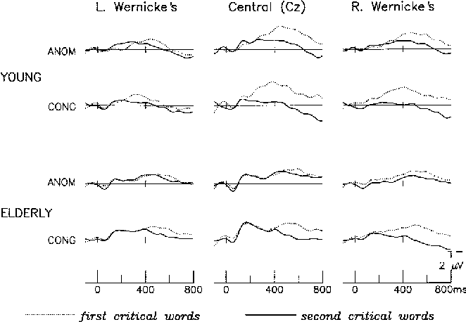 Figure 5 from Sounds, words, sentences: age-related changes across