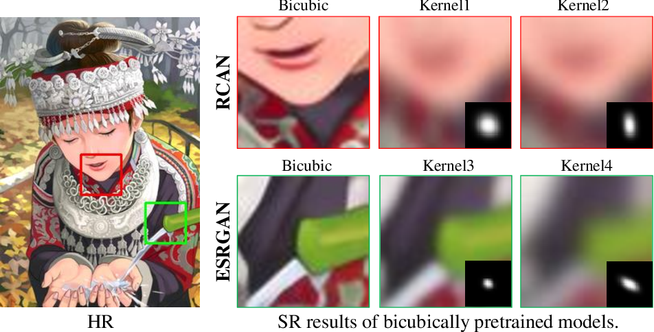 Figure 1 for From General to Specific: Online Updating for Blind Super-Resolution