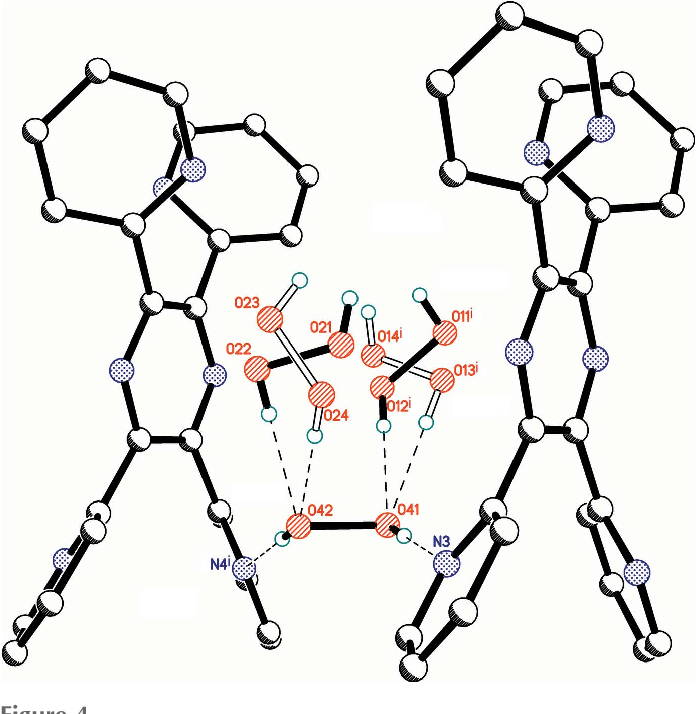 Figure 4 From Crystal Structure Of 2356 Tetrakispyridin 2 Yl