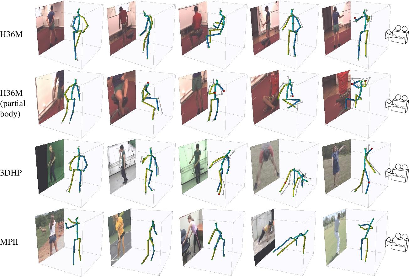 Figure 4 for Metric-Scale Truncation-Robust Heatmaps for 3D Human Pose Estimation