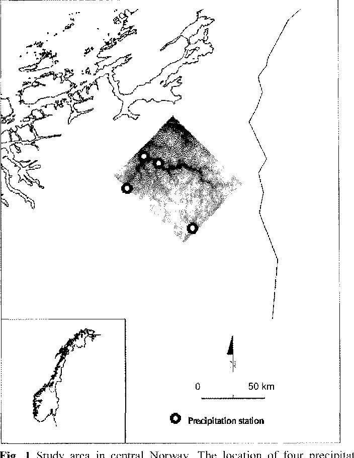 A Spatial Disaggregation Procedure For Precipitation