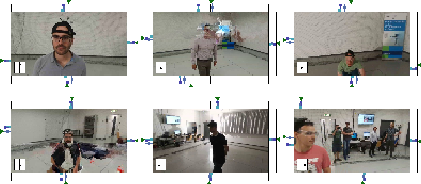 Figure 1 for Vision-based Control of a Quadrotor in User Proximity: Mediated vs End-to-End Learning Approaches