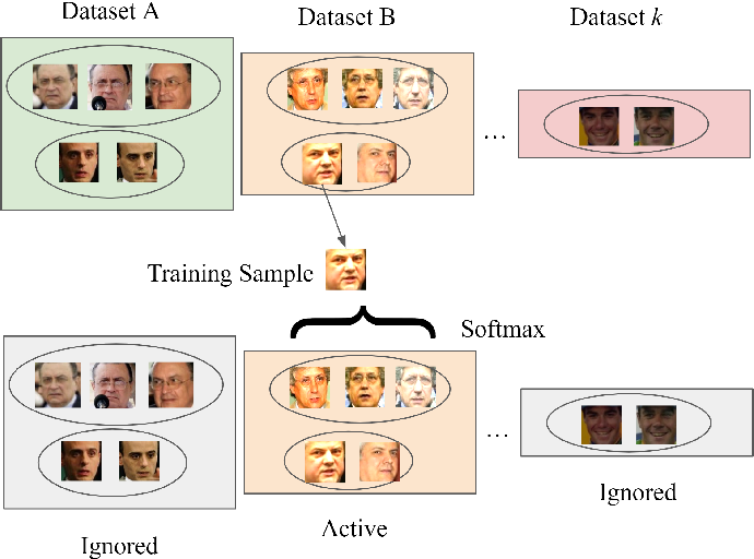 Figure 4 for DAIL: Dataset-Aware and Invariant Learning for Face Recognition