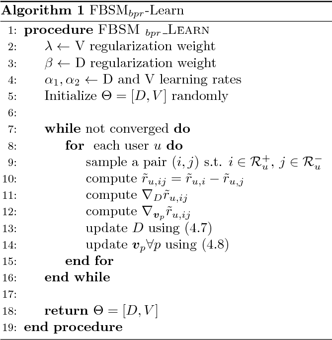 Figure 4 for Feature-based factorized Bilinear Similarity Model for Cold-Start Top-n Item Recommendation