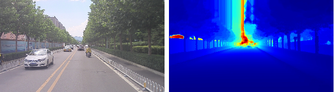 Figure 4 for DVI: Depth Guided Video Inpainting for Autonomous Driving