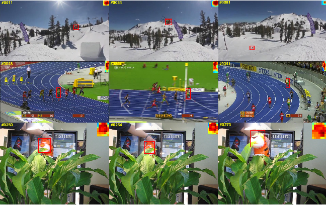 Figure 1 for Patch-based adaptive weighting with segmentation and scale (PAWSS) for visual tracking