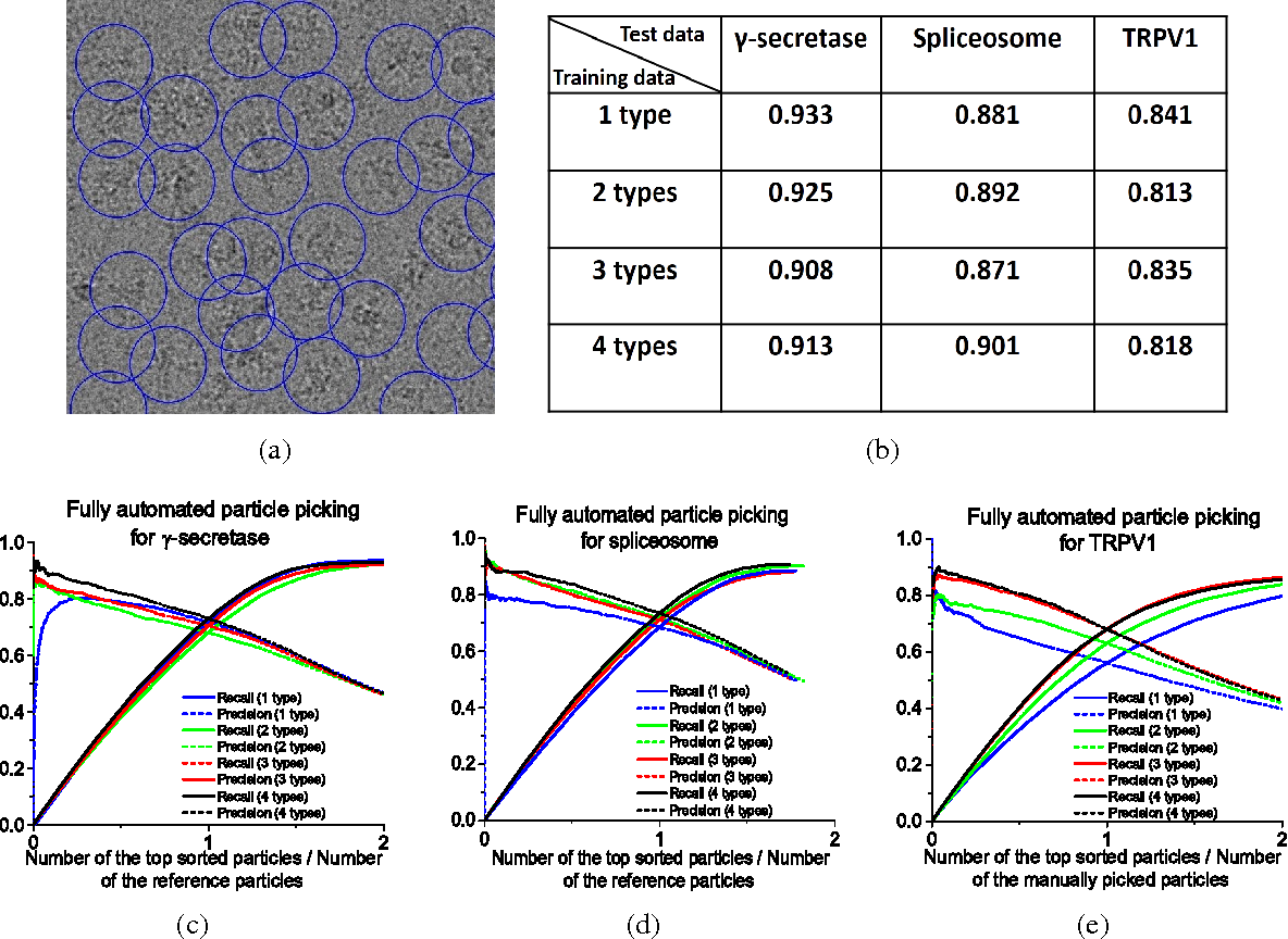 Figure 3 for DeepPicker: a Deep Learning Approach for Fully Automated Particle Picking in Cryo-EM