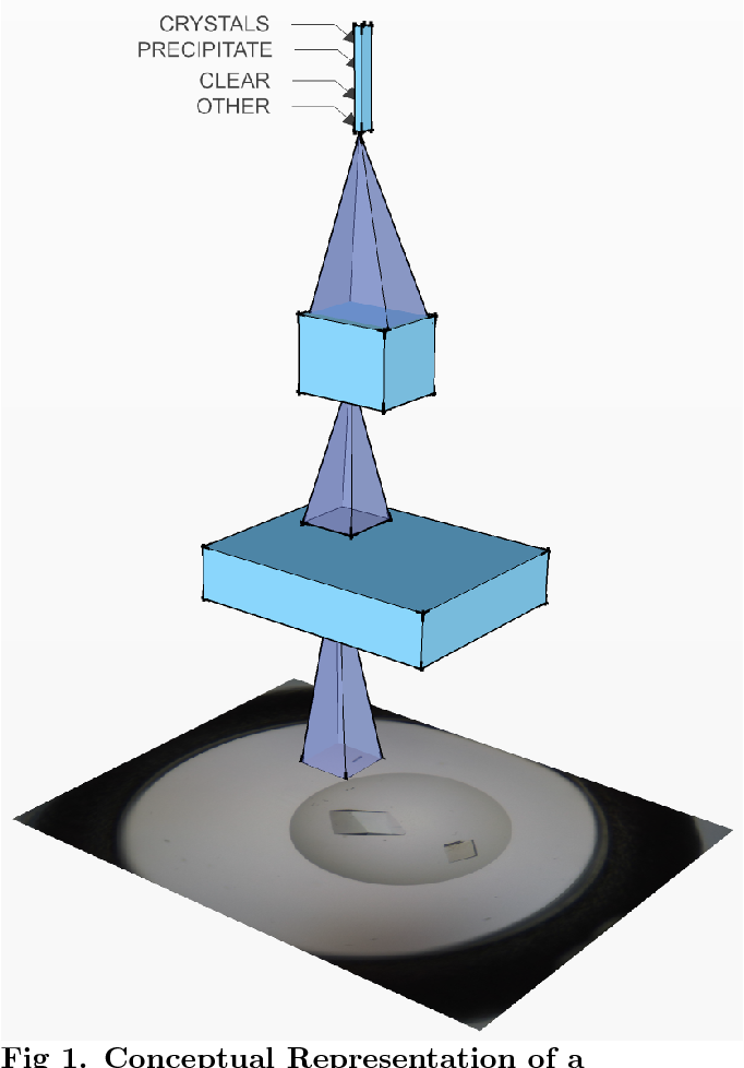 Figure 1 for Classification of crystallization outcomes using deep convolutional neural networks