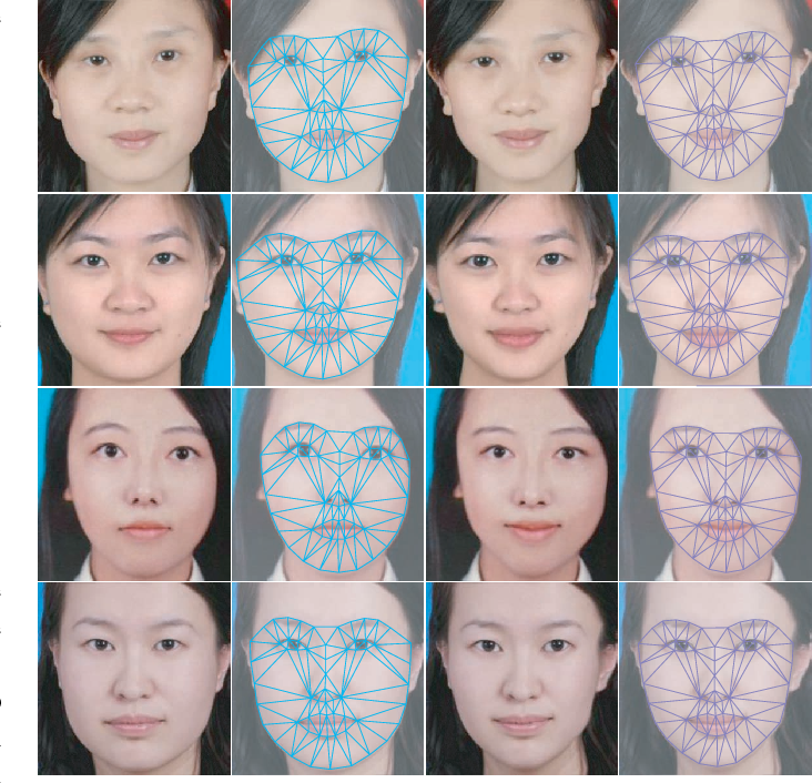 Figure 4 for FA-GANs: Facial Attractiveness Enhancement with Generative Adversarial Networks on Frontal Faces