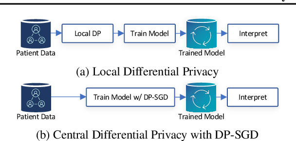 Figure 1 for When Differential Privacy Meets Interpretability: A Case Study
