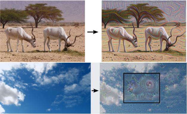 Figure 1 for Mechanisms of Artistic Creativity in Deep Learning Neural Networks