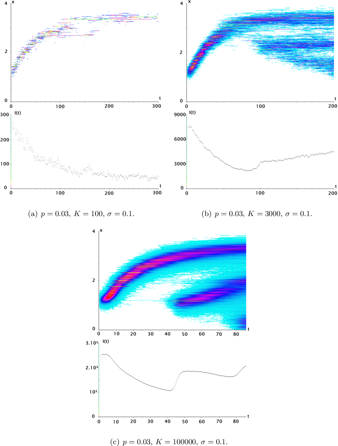 Stochastic Models for Structured Populations: Scaling Limits and Long Time Behavior