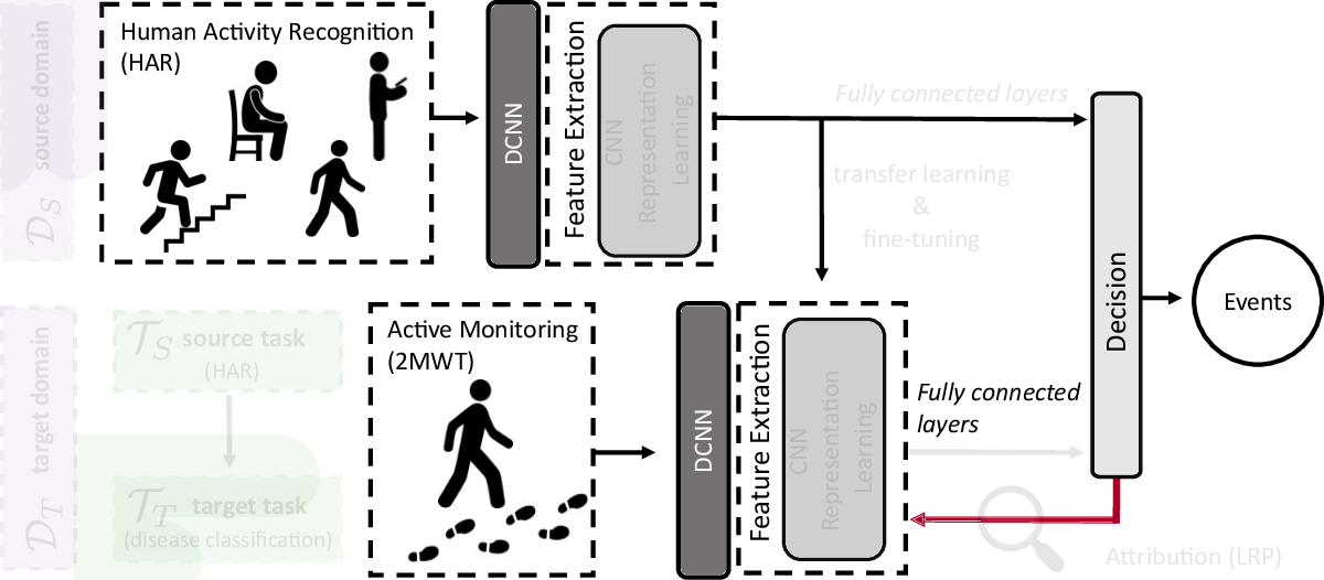 Figure 1 for Interpretable Deep Learning for the Remote Characterisation of Ambulation in Multiple Sclerosis using Smartphones