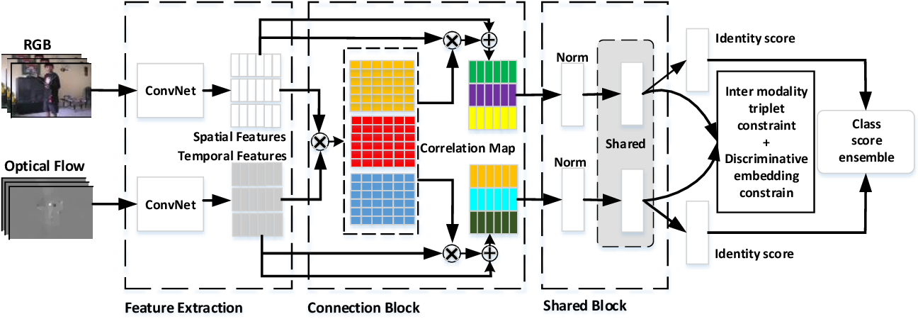 Figure 3 for Cooperative Cross-Stream Network for Discriminative Action Representation