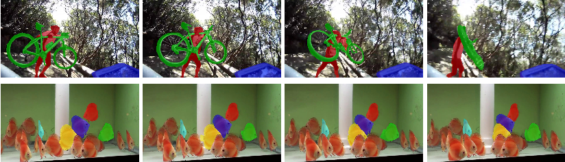 Figure 2 for YouTube-VOS: Sequence-to-Sequence Video Object Segmentation