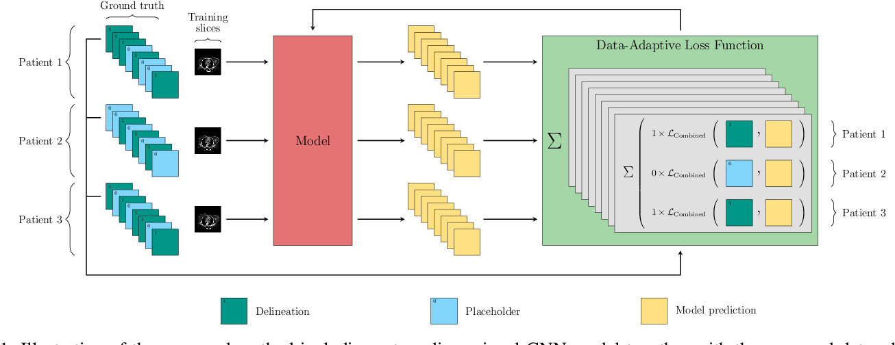 Figure 1 for A Data-Adaptive Loss Function for Incomplete Data and Incremental Learning in Semantic Image Segmentation