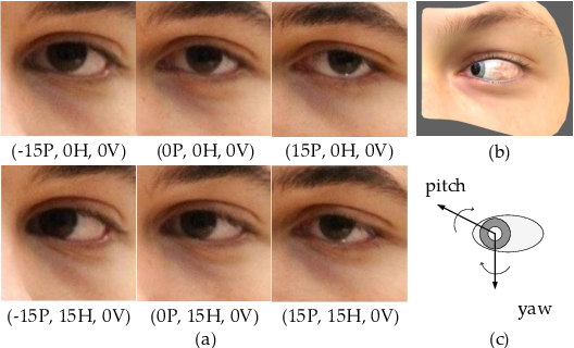 Figure 2 for Controllable Continuous Gaze Redirection