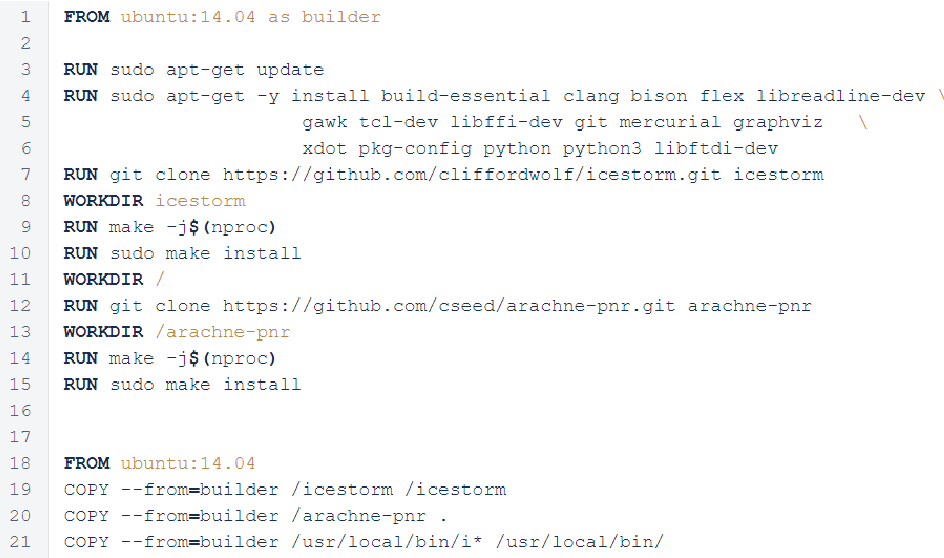 PDF] FPGA Development in The Cloud Using The IDE8 Developer