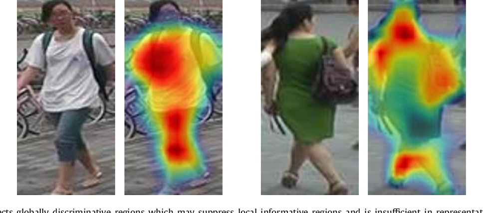 Figure 3 for Attention Driven Person Re-identification