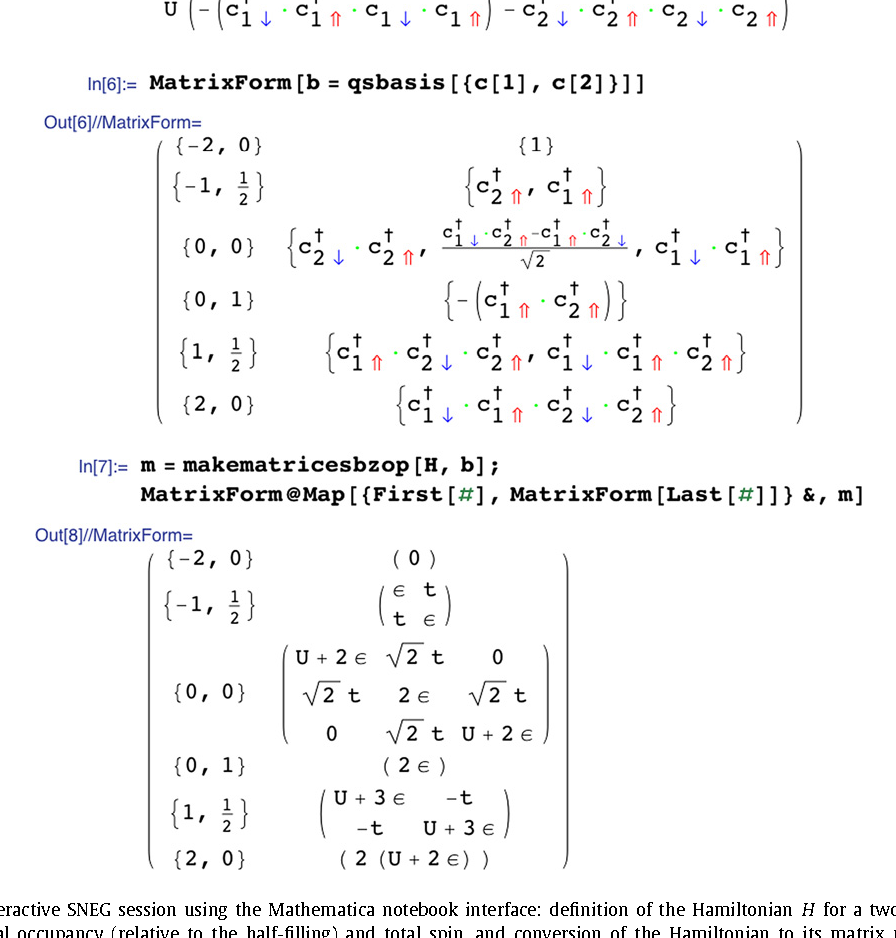 Sneg mathematica package for symbolic calculations with second cited by biocorpaavc Images