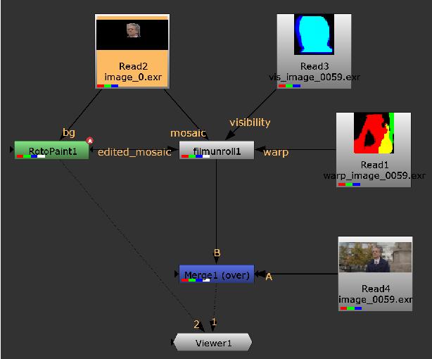 Figure 2 for $\textit{FacialFilmroll}$: High-resolution multi-shot video editing