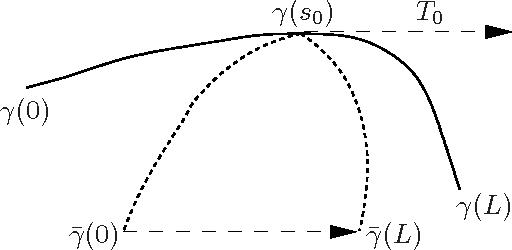 Figure 3 from G T ] 2 4 O ct 2 00 7 Curves of Finite Total Curvature