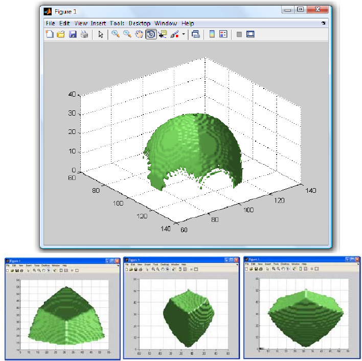 Figure 8 from Forward kinematics and workspace analysis of a