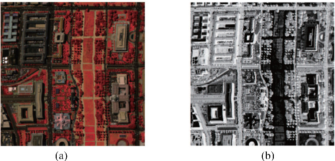 Figure 1 for Fast Hyperspectral Image Denoising and Inpainting Based on Low-Rank and Sparse Representations