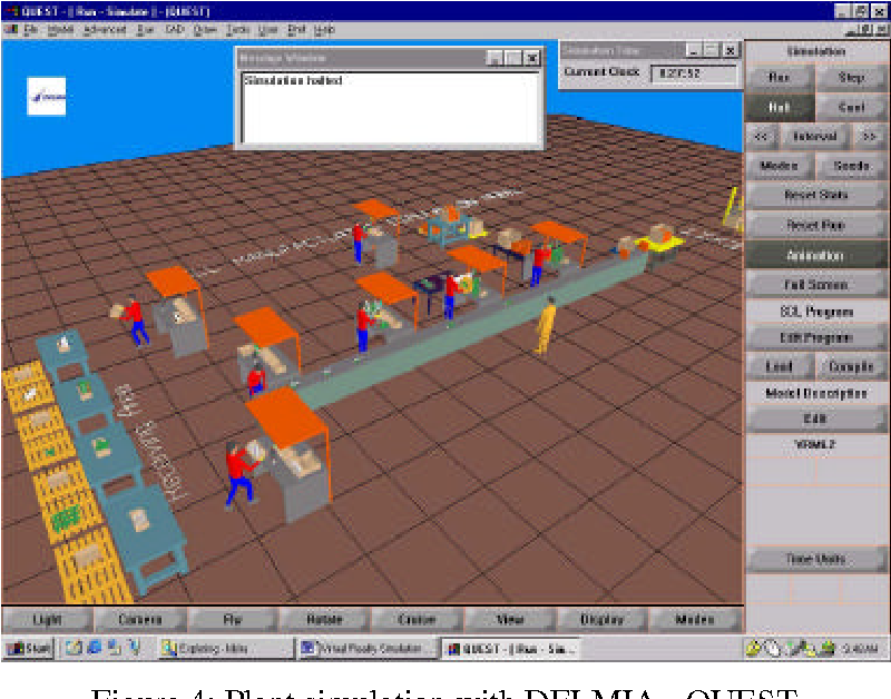Figure 4 from A Structured Approach to Simulate Manufacturing System