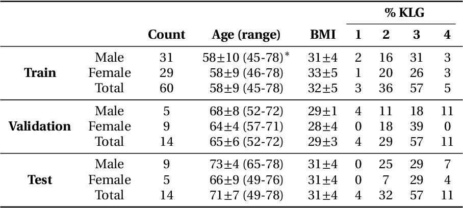 Figure 1 for The International Workshop on Osteoarthritis Imaging Knee MRI Segmentation Challenge: A Multi-Institute Evaluation and Analysis Framework on a Standardized Dataset