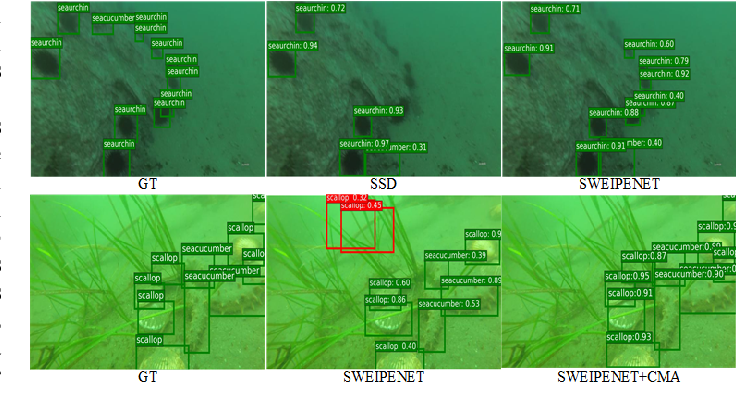 Figure 1 for SWIPENET: Object detection in noisy underwater images