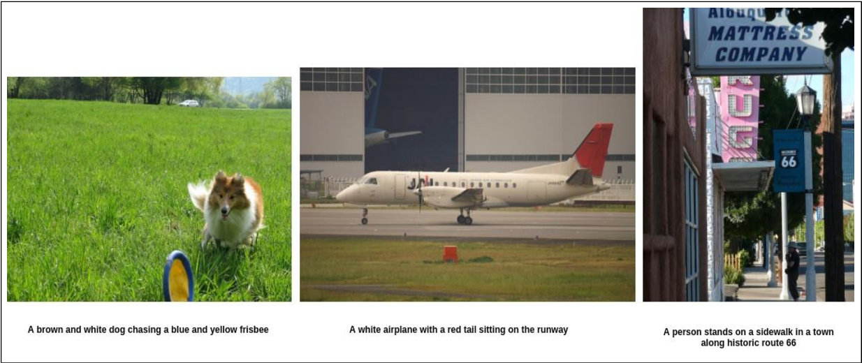 Figure 1 for Using Deep Object Features for Image Descriptions